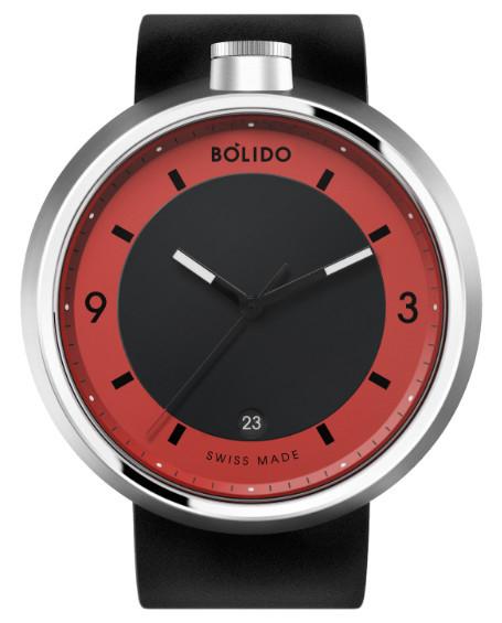 BÓLIDO HALO red